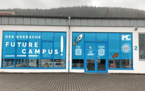 Koerschulte Future Campus